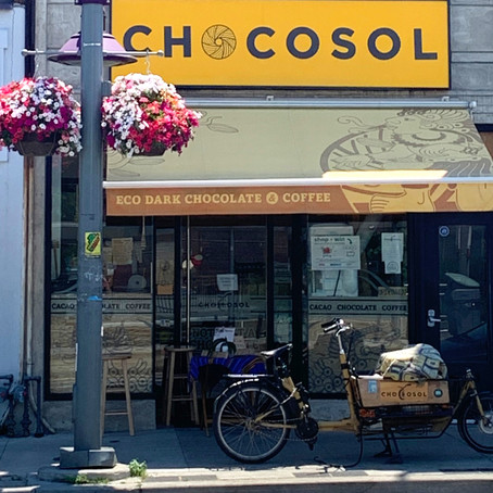 ChocoSol - Brewed at a Distance