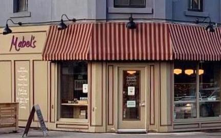 Mabel's Bakery in Toronto's Junction