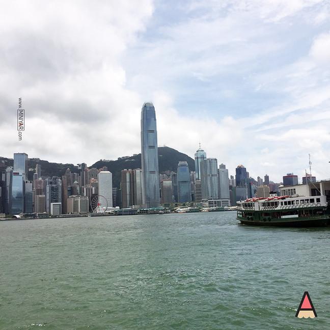HKG-TLV / קפסולת עולם ושמה הונג קונג