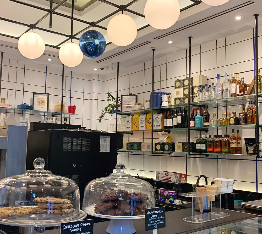 French Made King St W cafe serving coffee food and alcohol