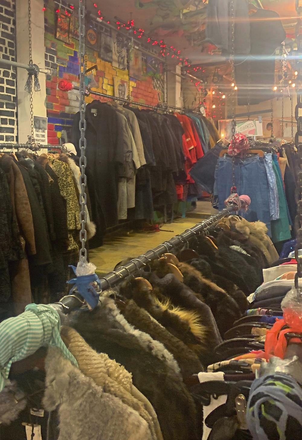 Eva B thrift store Montreal where to go