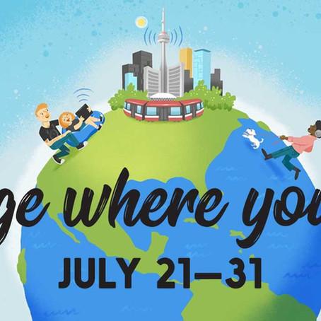 2021 Digital Toronto Fringe Festival