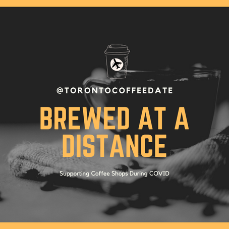Brewed at a Distance - Supporting Coffee Shops During COVID