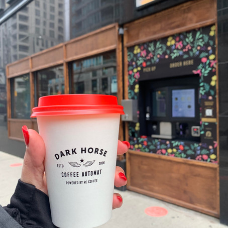 Dark Horse Coffee Automat