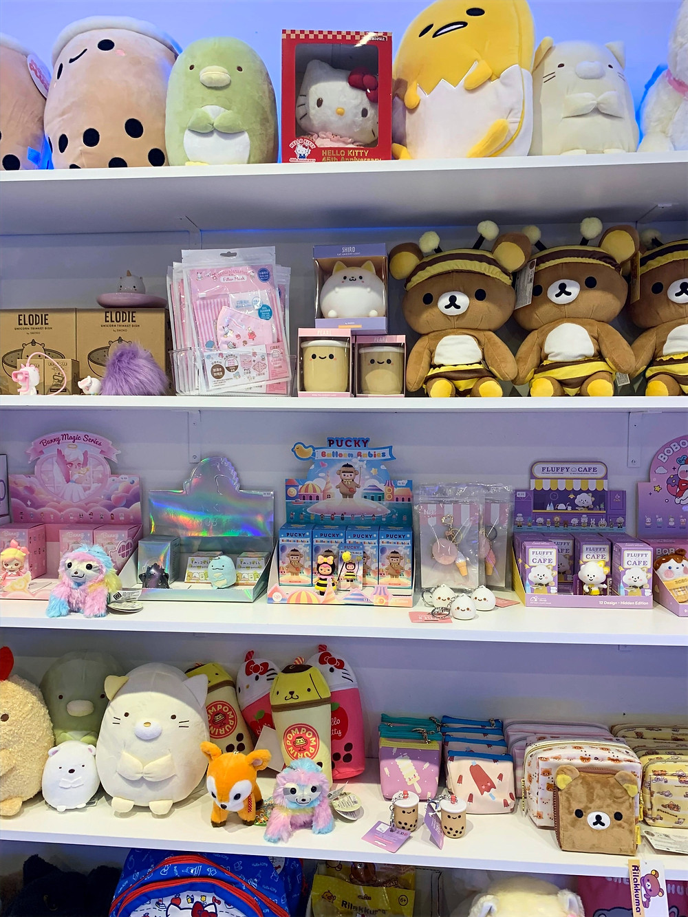 Fantastic Baby Cafe Toronto Japanese and Korean gifts for sale