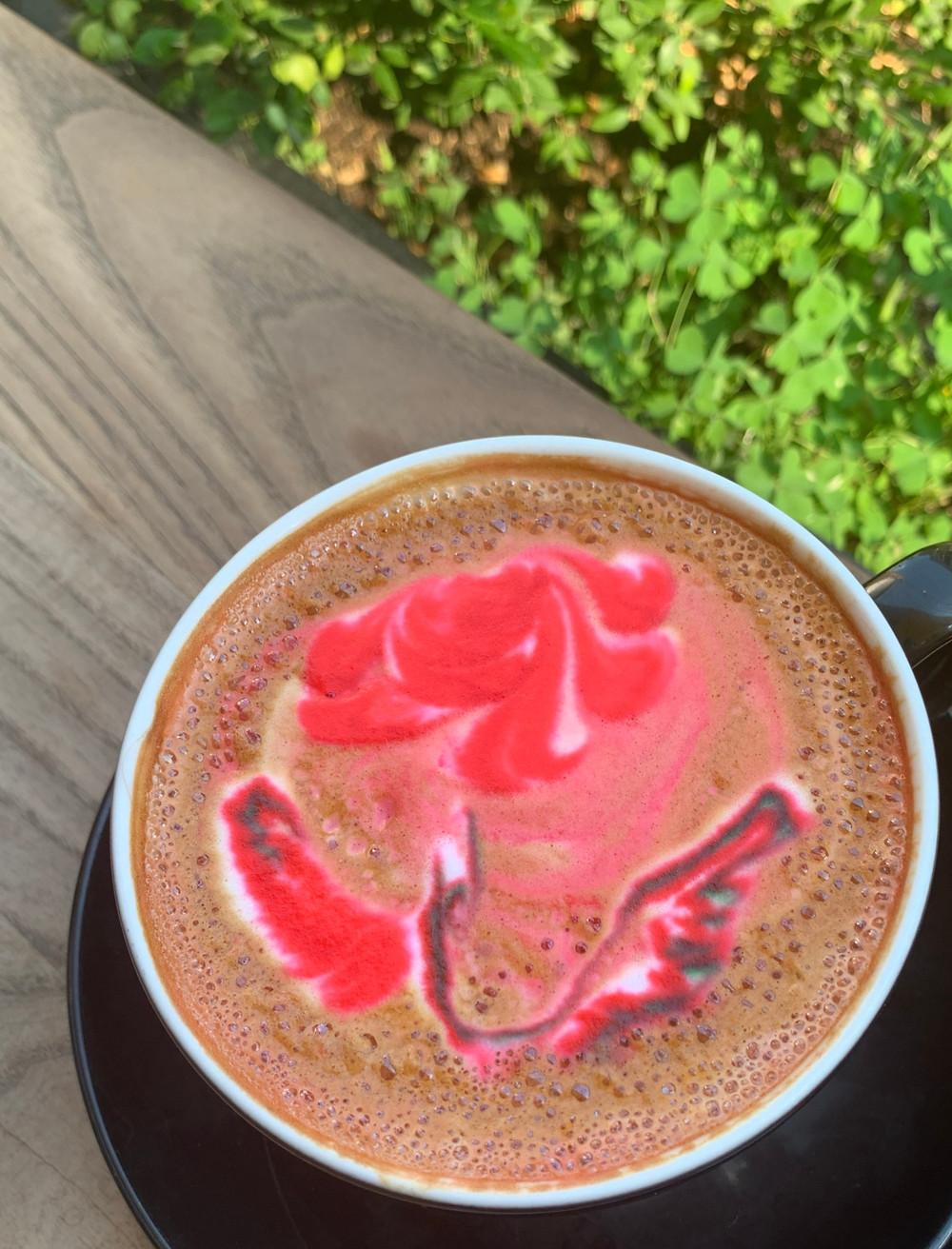 Versus Coffee Toronto best latte art Instagram cafe