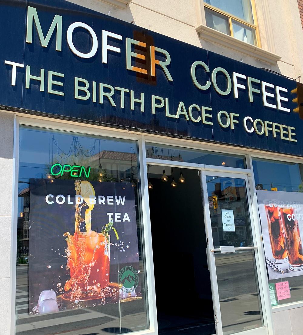 Mofer Coffee St. Clair