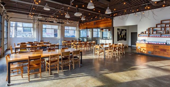 Propeller Coffee roaster Toronto best coffee shops