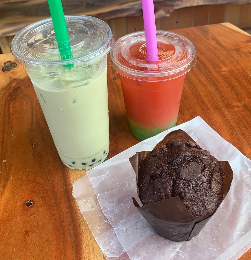 Caravan Cafe & Tea House cheap bubble tea Toronto