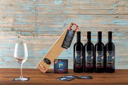 ערכת יין ממותגת אישית