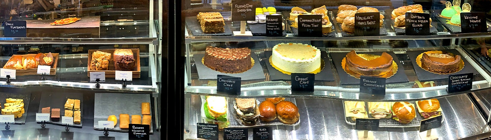 French Made delicious pastries and baked goods