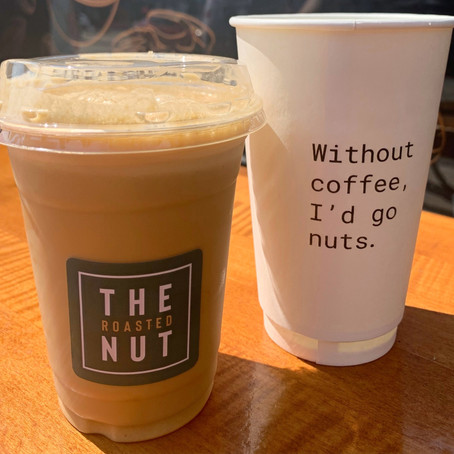 The Roasted Nut - Brewed at a Distance