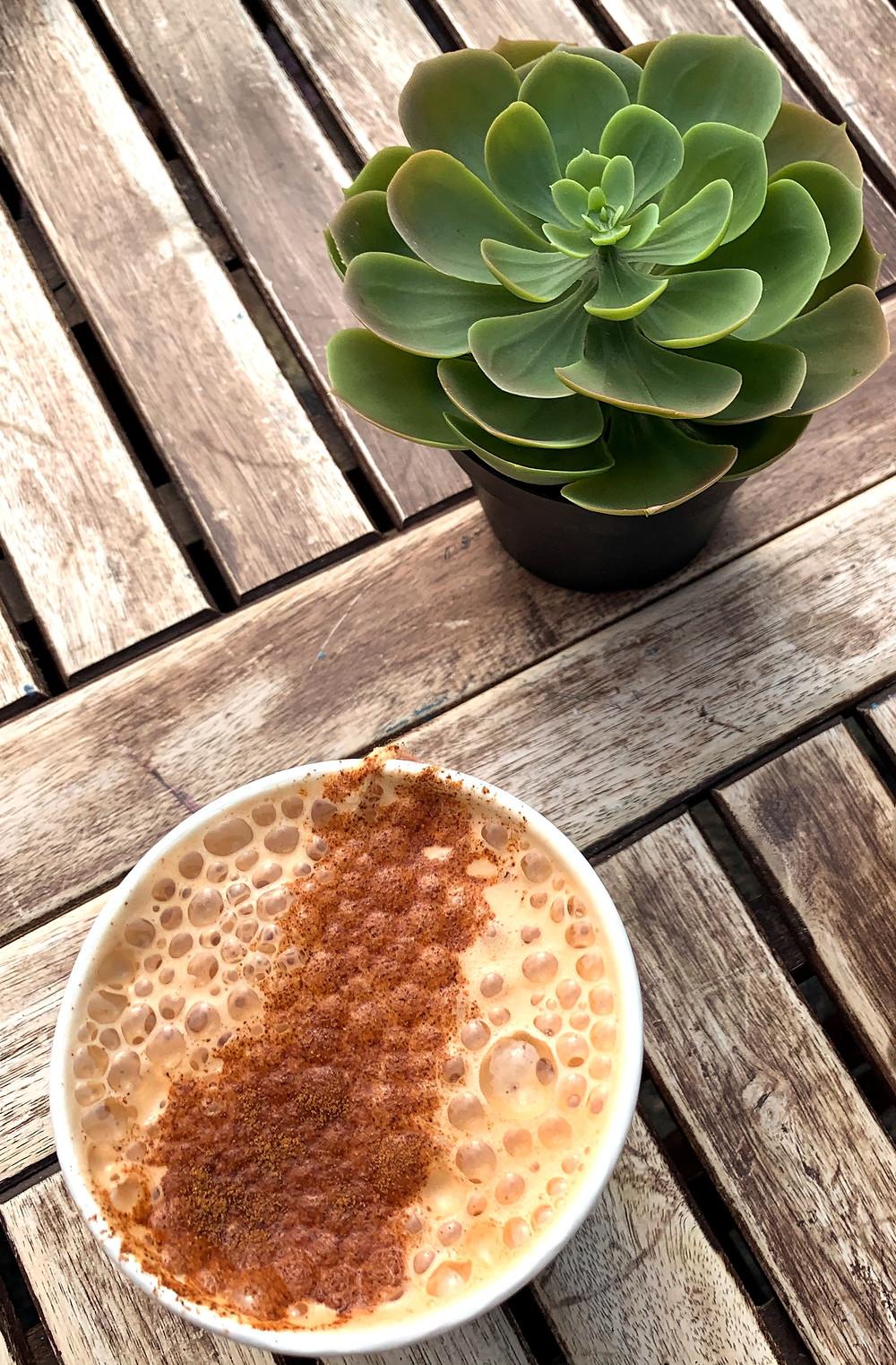 Film Cafe Tea Latte Best in Toronto Kensington Market