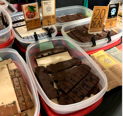 Chocosol at Toronto farmers markets