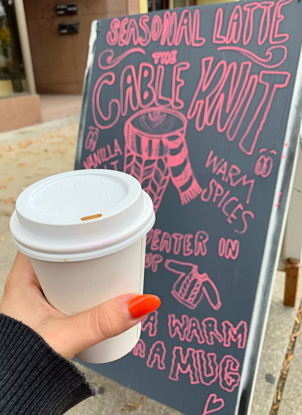 Empire Espresso Seasonal Latte Best in Toronto College St