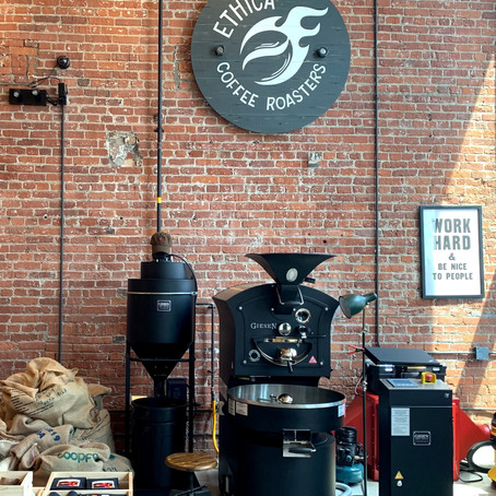 Ethica Coffee Roasters - Brewed at a Distance