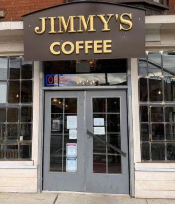 Jimmy's Coffee Roncesvalles new cafe in Toronto