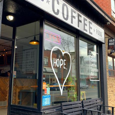 Cafe Con Leche Espresso Bar - Brewed at a Distance