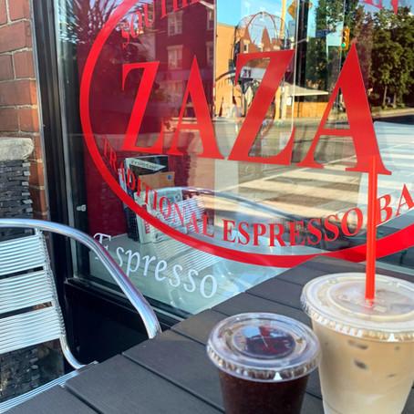 ZAZA Espresso Bar - Brewed at a Distance