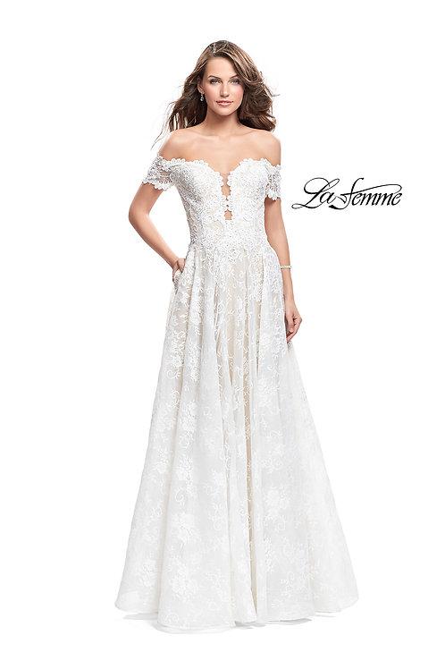 La Femme Dress 26254