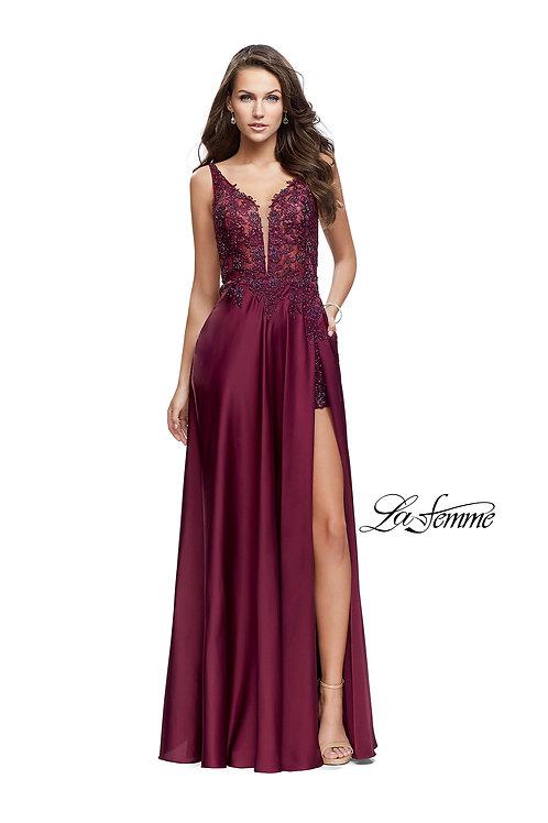 La Femme Dress 25645
