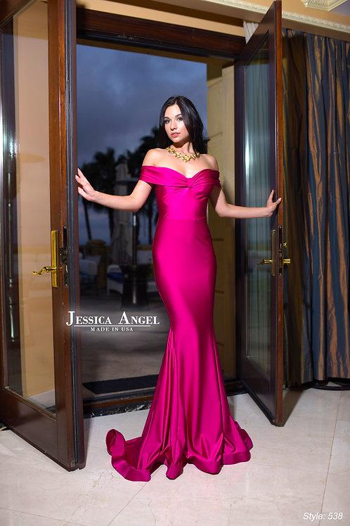 Jessica Angel 538