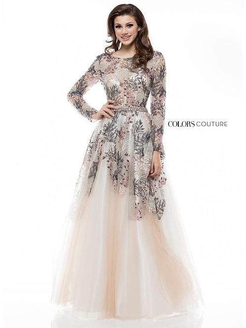 COLORS Dress J034