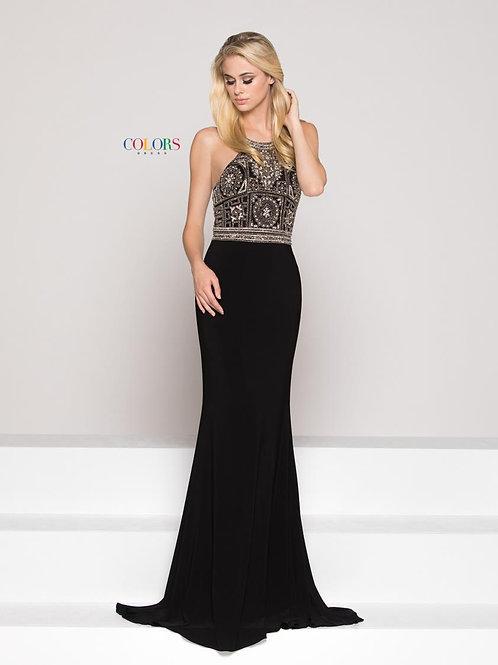 COLORS Dress1908