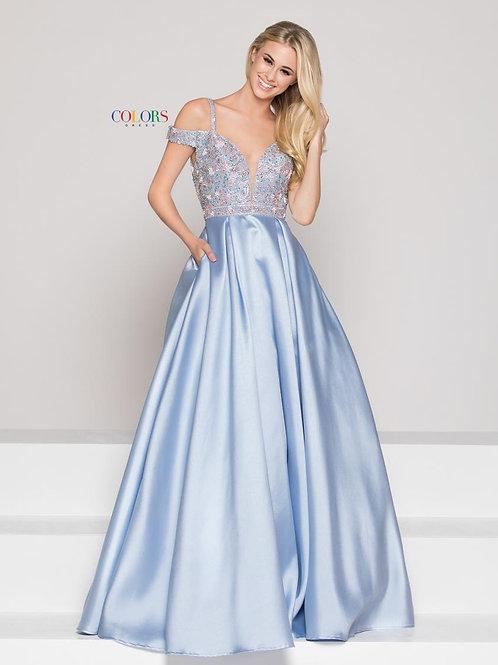 COLORS Dress 1948