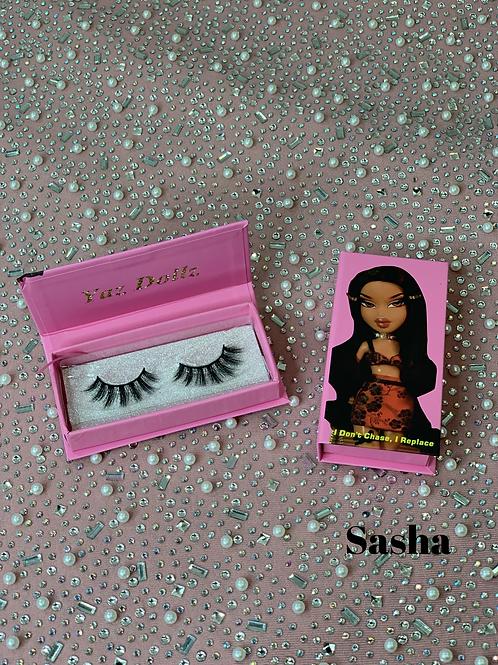 Sasha Lashes