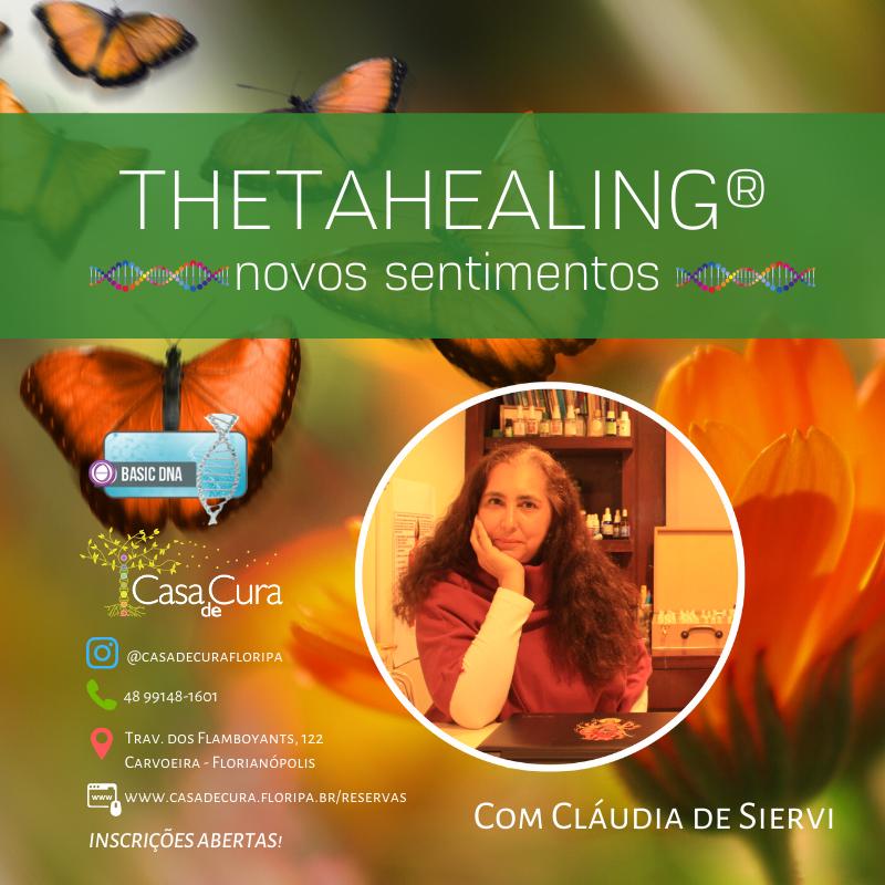 ThetaHealing Online ou Presencial