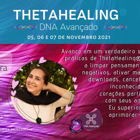 ThetaHealing® DNA Avançado com Cláudia de Siervi