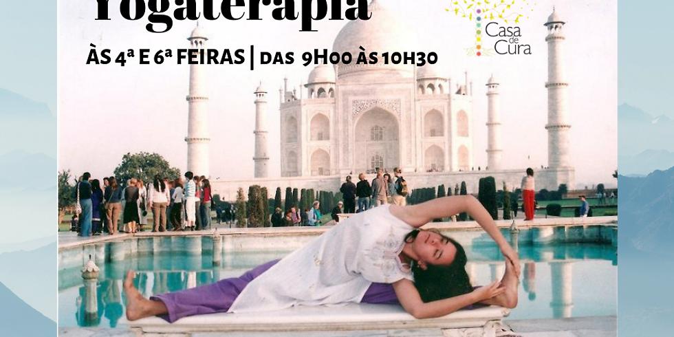 Prática de Yoga ::: Yogaterapia