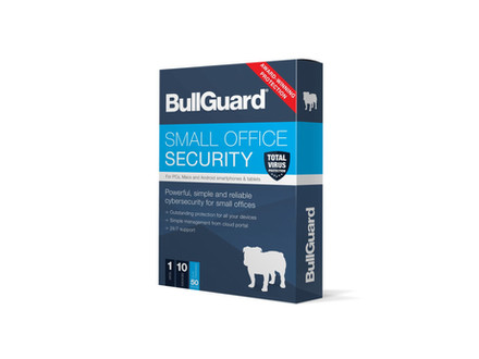 Bullguard Small Office Security Buy 1 Free 1 Promotion