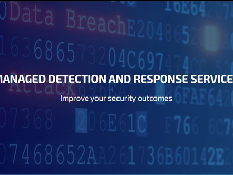 Bitdefender Managed Detection And Response Services