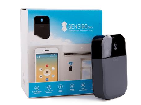 Sensibo Sky - Smart WiFi Aircon Control Remotely via Mobile Applications