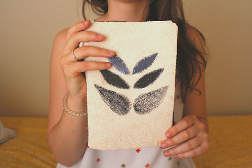 New Beginnings | Super Soft Leather Notebook
