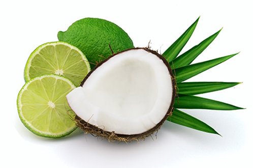 Lime in da'coconut