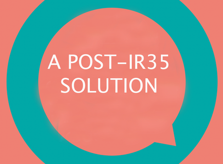 A Post-IR35 Solution for Contract Workers