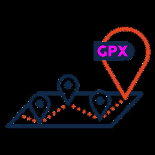 GPX File Downloadable