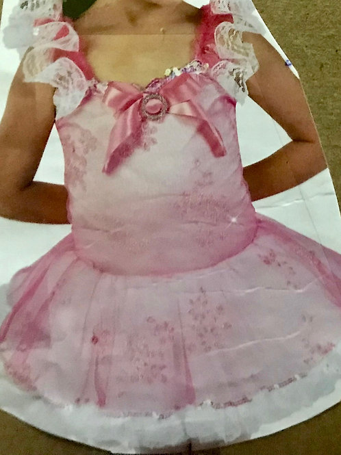 LARGE GROUP- Light Pink Dress with Bow on Front