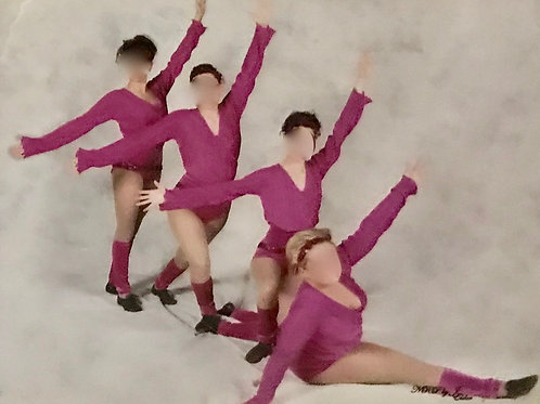 SMALL GROUP-Flash Dance Pink