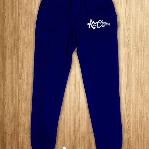 KOCI JOGGER SWEATS - NAVY