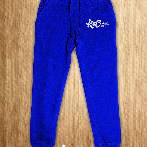 KOCI JOGGER SWEATS - ROYAL