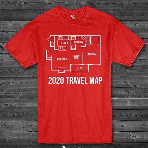 2020 TRAVEL MAP