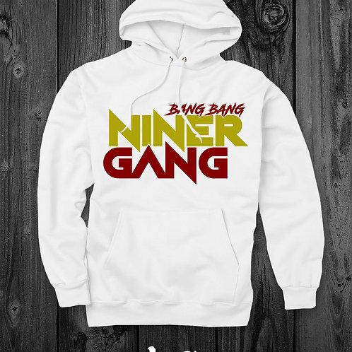 NINER GANG HOODIE - PRINT
