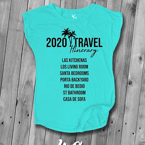 2020 TRAVEL ITINERARY