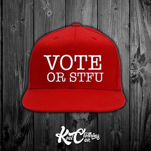VOTE OR STFU