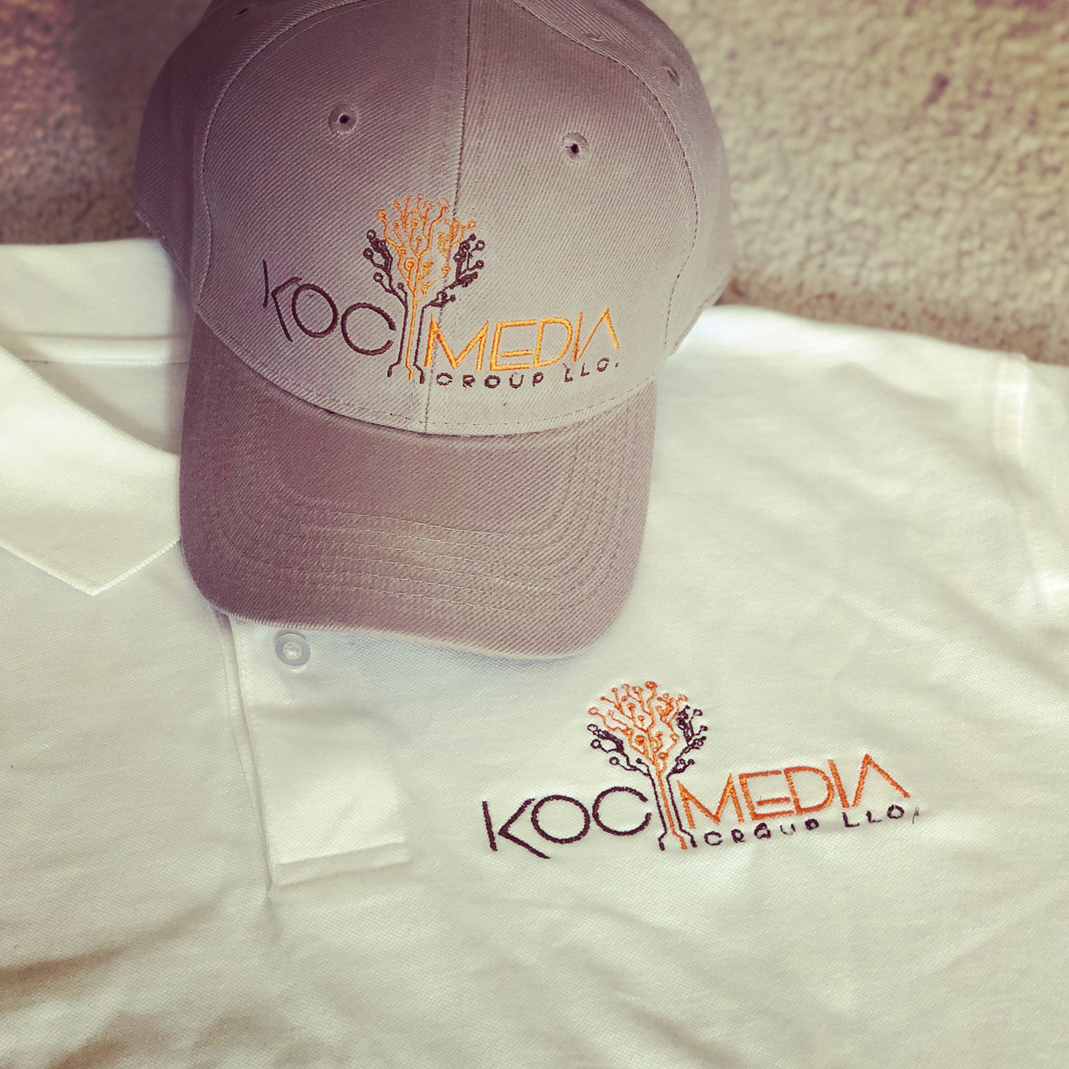 CUSTOM BRAND PRINTING AND EMBROIDERY
