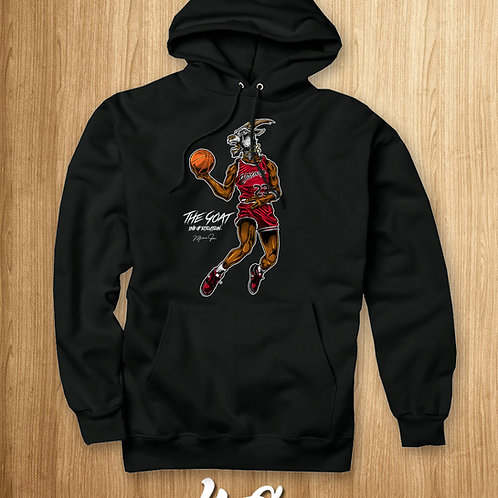 THE GOAT - HOODIE
